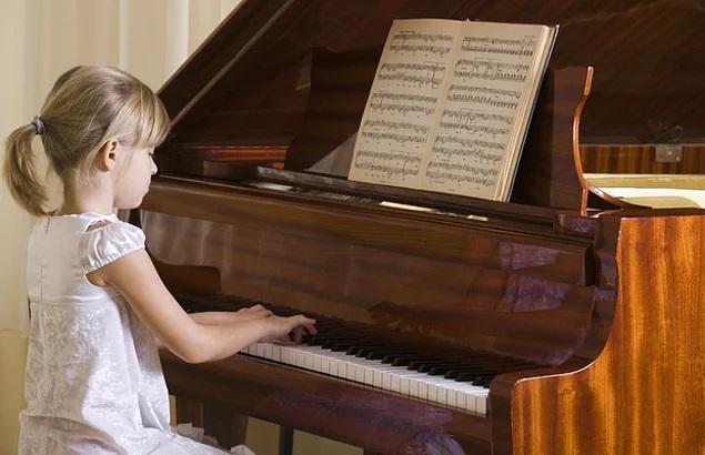 müzik eğitimi piyano