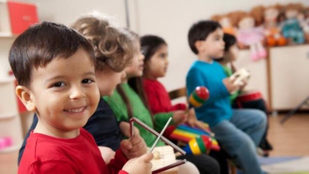 Okul Öncesi Müzik Eğitimi Programlarımız