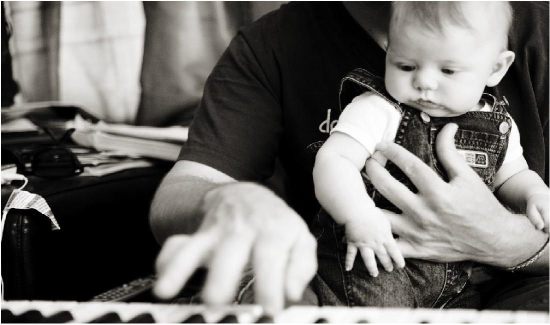 piano bebek