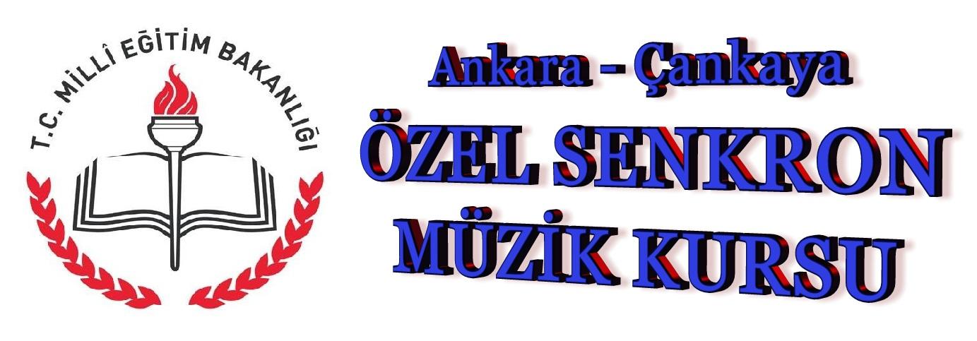 senkron müzik logo