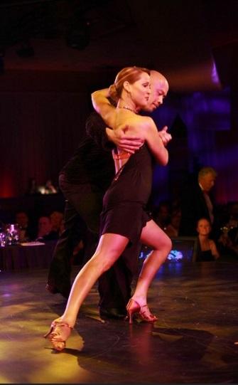 salsa dans